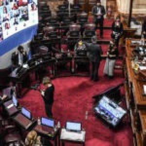 Argentina. Con la ausencia de la oposición, el Senado aprobó la nueva ley de alquileres