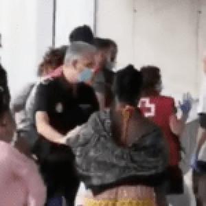Migrantes. Expulsan a cuatro inmigrantes de un centro de acogida de Tenerife, entre ellos una mujer embarazada