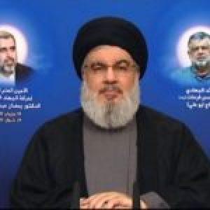 Líbano. Nasrallah: Hablar de la renuncia del Gobierno libanés no tiene fundamento y cae en el campo de los rumores