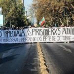 Chile. Coordinadora 18 de octubre hace un recuento de la situación de presos y presas de la revuelta