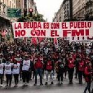 Argentina. La Autoconvocatoria por la  suspensión del pago e investigación de la deuda externa pide audiencia urgente al Presidente Fernández