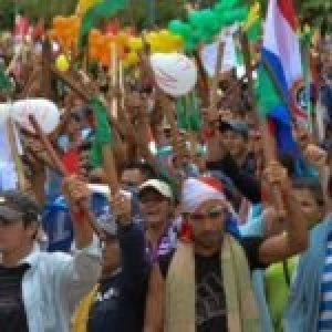 Paraguay. Este lunes 22 habrá una movilización nacional contra la corrupción y la criminalización de la lucha social