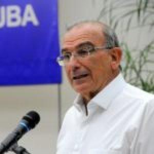 Colombia. Acuerdo de Paz. Humberto de La Calle: «El papel del Gobierno cubano fue extraordinariamente importante»