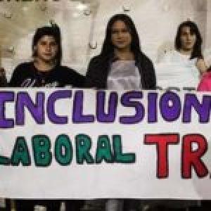 Argentina. Comenzó a debatirse una ley de inclusión laboral travesti y trans