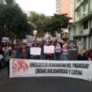 Paraguay. Sindicato de Periodistas alerta otro golpe a los medios estatales