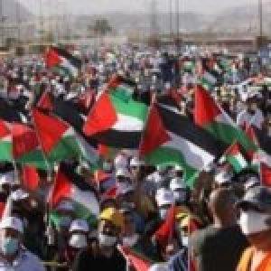 Palestina. Convocan en Gaza a protestas contra plan de anexión de Israel