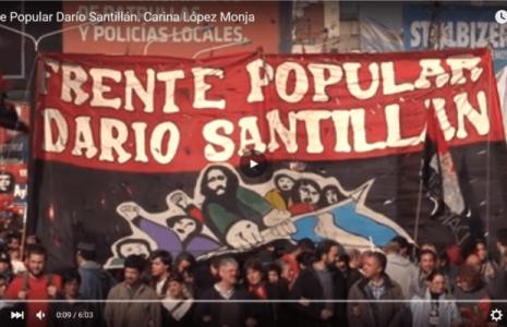 Argentina. «En los barrios, estamos ante un Estado cuya primera intervención se da en lo represivo»