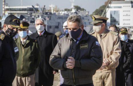 Argentina. Fuerzas Armadas: Regreso a la doctrina Garré