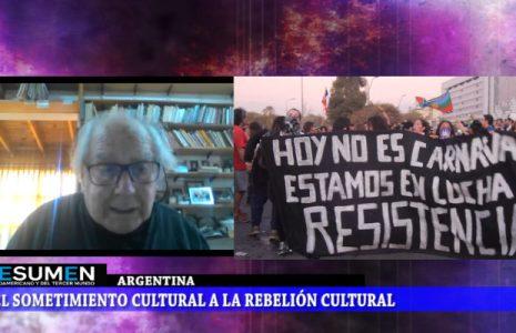 Resumen Latinoamericano tv: Argentina: Pérez Esquivel pide suspensión pago de la deuda