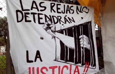 Colombia.  El 7 de julio dará comienzo una campaña por los derechos de l@s prisioner@s polític@s