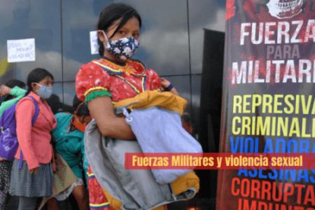 Colombia. Fuerzas Militares y violencia sexual