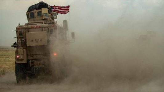 Siria. Convoy militar estadounidense atacado con un dispositivo explosivo en Deir Ezzor