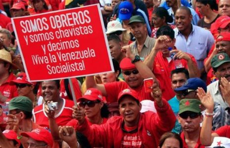 Venezuela. ¡Ay zas, yo no soy pobre! (Opinión)