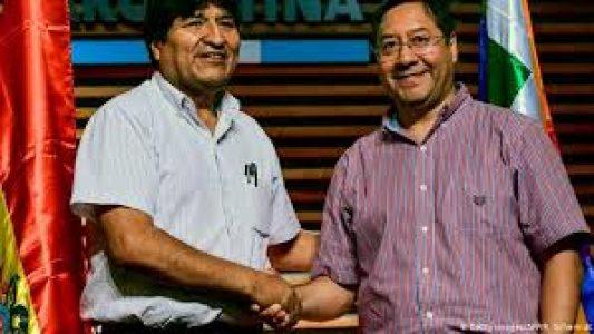 Bolivia. Intentan detener a Evo y proscribir al M.A.S. ante inminente triunfo electoral