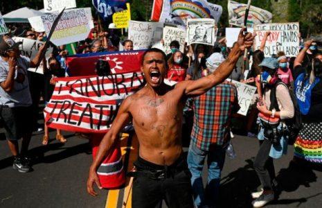 Estados Unidos. Continúan las manifestaciones contra el racismo