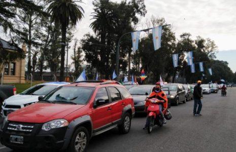 Argentina. Caravanas y ruidazo nacional por la expropiación de Vicentin y en apoyo al gobierno
