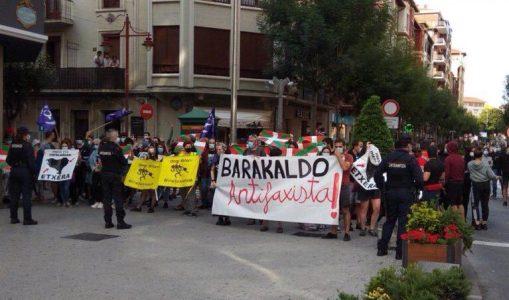Barakaldo, pueblo proletario y antifascista también rechaza la presencia de VOX – La otra Andalucía