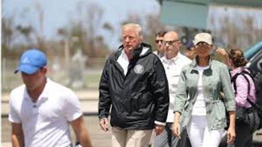 Puerto Rico. Trump consideró vender Puerto Rico luego del huracán María