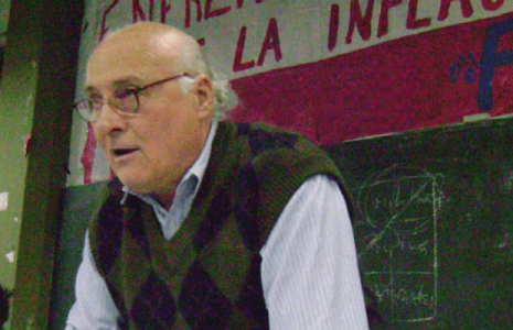 Argentina. Roberto Perdía, de la OLP-Resistir y Luchar, habla de «Soberanía alimentaria y poder local» para enfrentar la pos-pandemia