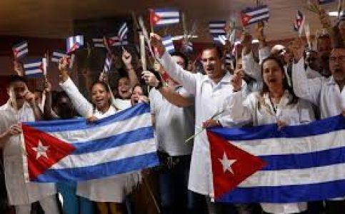 Cuba. Rechazan intentos de Estados Unidos de impedir cooperación médica