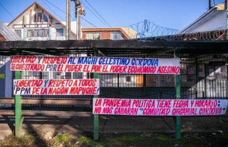 Nación Mapuche. Solidaridad Urgente: Informe médico de Machi Celestino Córdova (video)