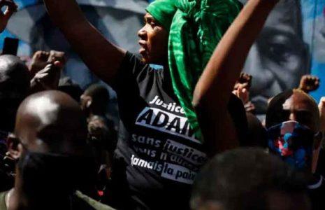 Francia. Marchan contra violencia policial, racismo y desigualdades