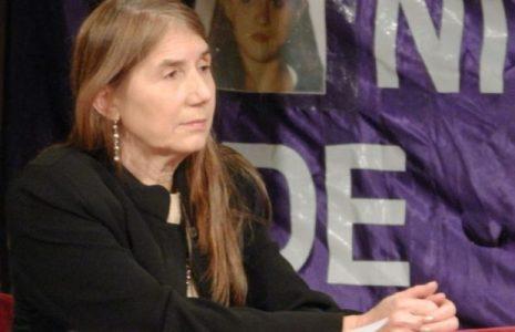 """Argentina. Nora Pulido: """"Pareciera una moda decir que la prostitución es trabajo"""""""