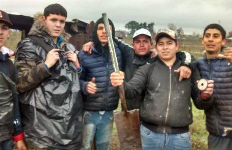 Argentina. Después de ser reprimidos varias veces los vecinos ocupantes de tierras en el barrio bonaerense Numancia (Guernica) obtuvieron una primera victoria