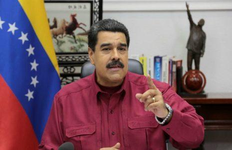 Venezuela. «Go home»: Maduro desafía a Estados Unidos en el Día de la Armada Bolivariana (video)