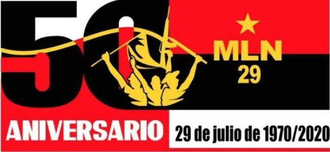 Panamá. 50 años del Movimiento de Liberación Nacional (MLN-29)