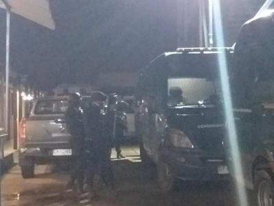 Nación Mapuche. Urgente: es trasladado al hospital a la madrugada el Preso Político Juan Patricio Queipul Millanao