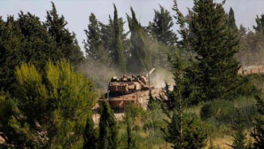 Israel sigue en alerta máxima en zonas fronterizas con El Líbano