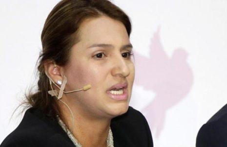 Colombia. Senadora de extrema derecha llama a reserva activa militar a defender a Uribe
