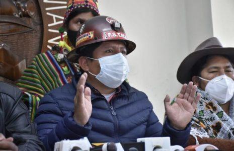 Bolivia. La COB y el Pacto de Unidad proponen abrir una vía de diálogo planteando que las elecciones se adelanten al 11 de octubre
