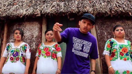 México. Reivindicar las raíces mayas con la fuerza del rap