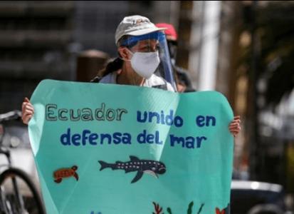Ecuador. Organizaciones ecologistas contra las pesqueras en Islas Galápagos