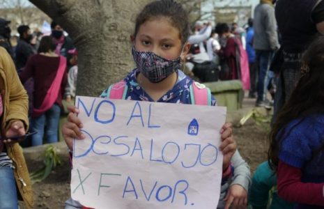 Argentina. Llamamiento urgente a la sociedad para revertir la grave situación de las infancias y adolescencias