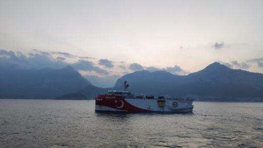 Turquía. Amplía sus exploraciones en busca de gas en el Mediterráneo e ignora advertencias de la UE
