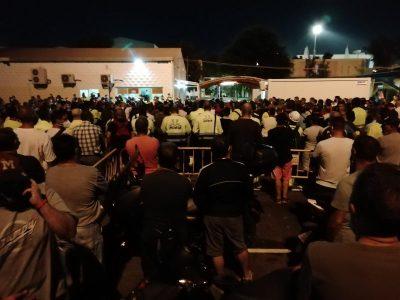 Asamblea trabajadores metal Cádiz