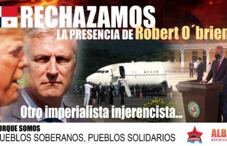Panamá. Frenadeso dice:»Cuba salva vidas y los necesitamos» /Rechazan injerencia de EE.UU.
