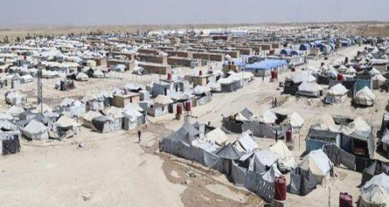 Siria. Milicia FDS secuestra a cinco mujeres en el campamento Al-Hol en la provincia de Hasakeh
