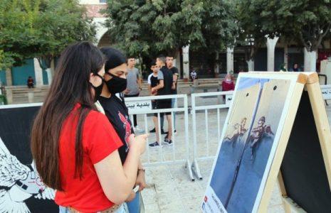 Palestina. Organizan un evento sorpresa de agradecimiento para el grafitero Banksy en Belén (video)