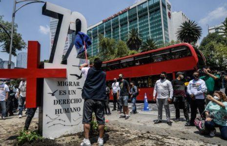 Estados Unidos. «Marchó por la situación de pobreza»: 10 años de impunidad tras la mayor masacre de migrantes en México