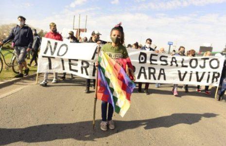 Argentina. En las tierras recuperadas de Guernica brilló el sol en todos los sentidos