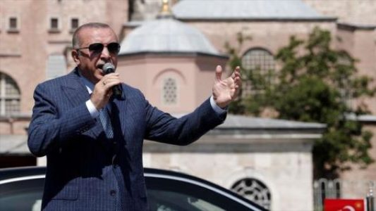 """Turquía. Acusa a Grecia de """"desatar el caos"""" en el Mediterráneo"""
