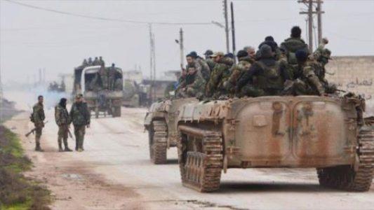 Siria.  Rusia se prepara para atacar a Daesh entre Hama y Al-Raqa