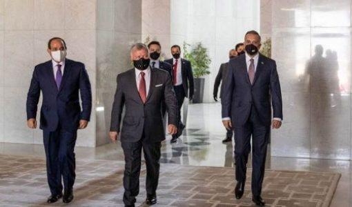 Jordania. Celebran en Amman cumbre tripartita jordana-egipcia-iraquí