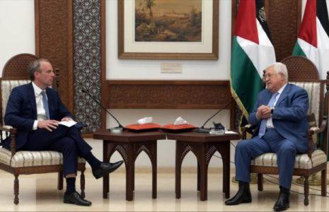 Palestina.  «Normalización de lazos con Israel no conducirá a la paz»