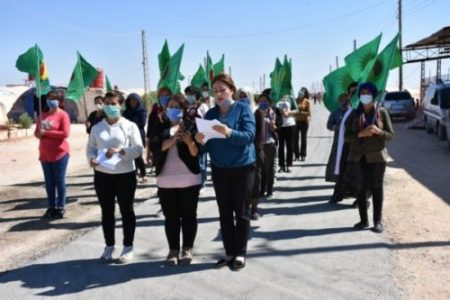 Feminimos. Los crímenes contra las mujeres kurdas en el norte de Kurdistán y Siria son sistemáticos