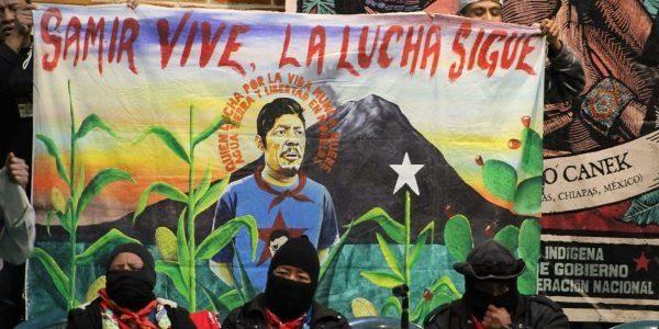 México.  Repudian la agresión en contra de las comunidades Bases Zapatistas y llaman a la solidaridad